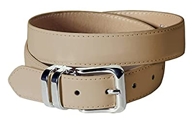 Boys Tan/Khaki Dress Belt