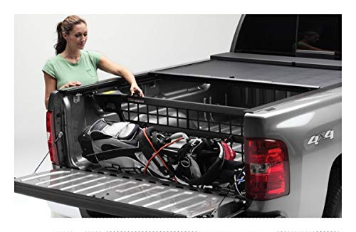 (Roll-N-Lock CM151 Cargo Manager Rolling Truck Bed Divider for 2017-2018 Ford F-250/F-350 | Fits 6.8' Bed)