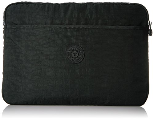 15 INCH Laptop Sleeve Messenger Bag Bag, Black, One ()