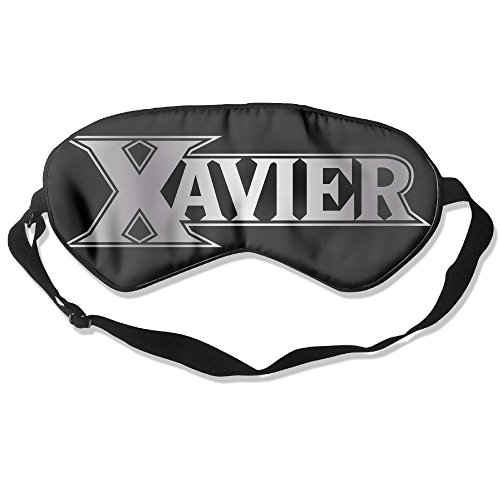 [Xavier Logo 3 Platinum Style Sleeping Eye Mask] (Womens Three Musketeers Costumes)