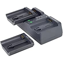 Bevik Dual Camera Battery Charger MH-26 For Nikon D5 D4 D4S EN-EL18 EN-EL4A Canon 1D IV 1Ds III LP-E4