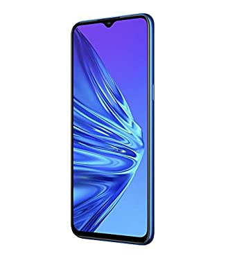 Azul Pantalla de 6.3 IPS 16MP Frontal y 48MP Cu/ádruple C/ámara Dual Sim 128GB ROM Realme 5 Pro Smartphone 8GB RAM Sparkling Blue procesador Octa-Core