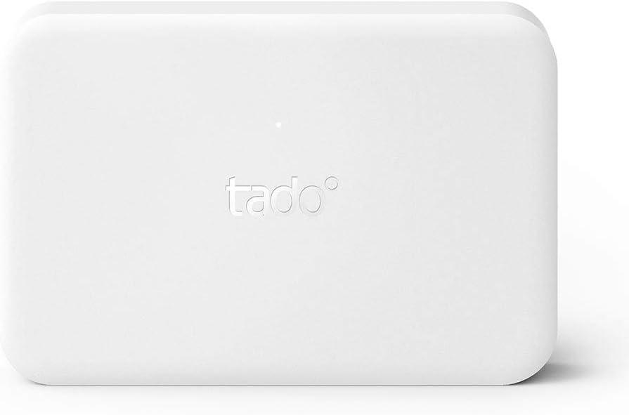 Tado - Kit de Extensión (producto adicional) - receptor de radio para hogares sin termostato de ambiente o con un termostato inalámbrico