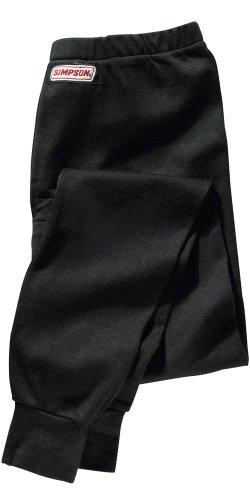 Simpson Racing 20601M CarbonX Medium Underwear Bottom - Simpson Racing Gear