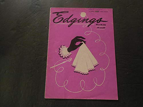 (Edgings Book #236 Clark's Coats)