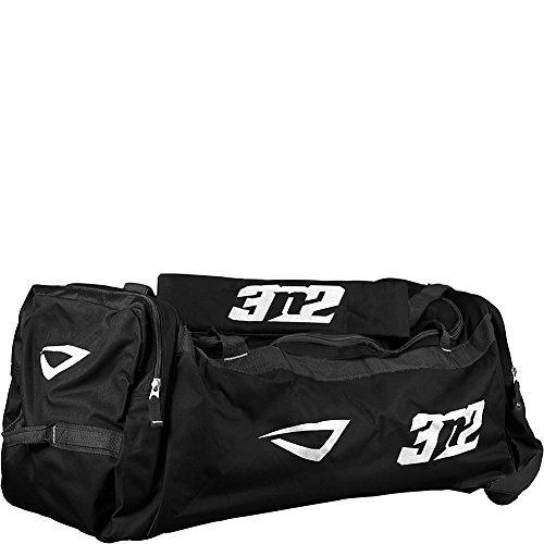 3N2 Big Baseball Bag, Black (Big Catcher Game)