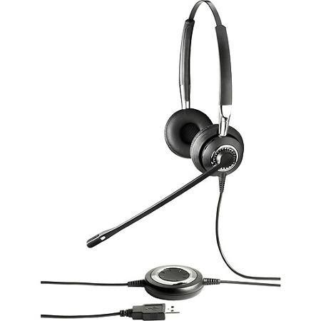 JABRA 2499-829-105 S 414 BIZ 2400 Stereo Noise CXL 2499-829-105 GN Netcom 2499-829-105 Jabra BIZ 2400 Duo USB Headset