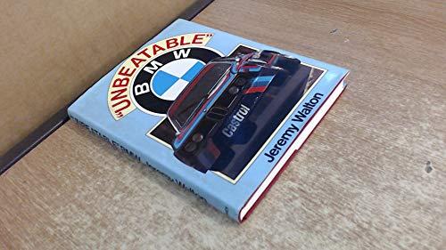 """Unbeatable"" BMW: A racing revival 1959-1979"