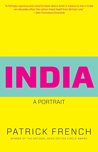 Image of India: A Portrait (Vintage Departures)