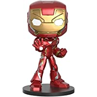 Funko Wobbler Captain America Iron Man