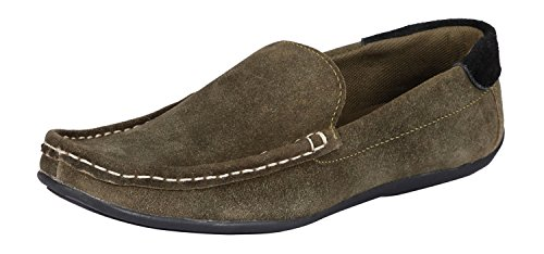 Bachini Men's Suede Loafers