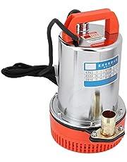 Zerone DC 12 V pompa do wody 12 V, pompa wodna, pompa do wody do fontanny solarnej, oczka rybnego i akwarium
