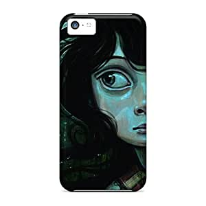 New EWC2461scqW Kelly Vivanco Skin Case Cover Shatterproof Case For Iphone 5c