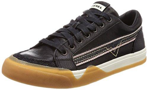 - Diesel Men's S-GRINDD Low LACE Sneaker, Black, 10.5 M US