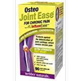 Webber Naturals Osteo Joint Ease™ with InflamEase™, and Glucosamine Chondroitin, 90 easy-swallow caplets For Sale
