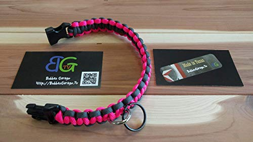 Newman Series Dog Collar Personalized Dog Collar Paracord