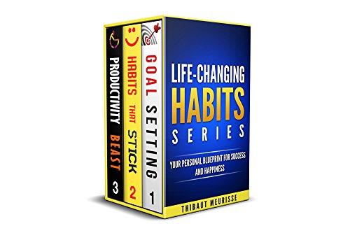 Amazon life changing habits series your personal blueprint for life changing habits series your personal blueprint for success and happiness books 1 malvernweather Choice Image