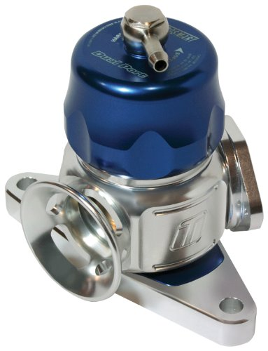 Subaru Dual Port - Turbosmart TS-0205-1015 Blue Dual Port Blow Off Valve for Subaru