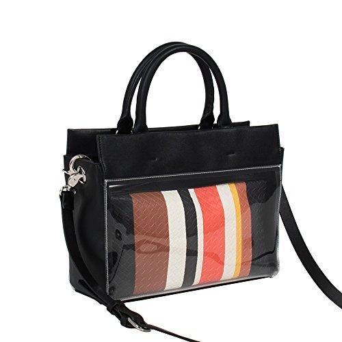 Parfois Shopper Noir Parfois Shopper Riscada Femmes wF6nq