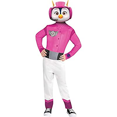 Amscan Top Wing Penny Halloween Costume for Girls, Small, with Included Accessories: Clothing