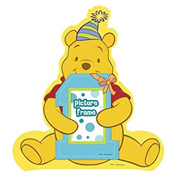 Amazoncom Winnie the Pooh 1st Birthday Party Decorations