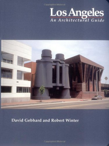 Pdf Transportation Los Angeles: An Architectural Guide