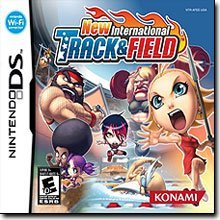 (Konami New International Track and Field (Nintendo DS) for Nintendo DS for 13 and Up (Catalog Category: Nintendo DS / Sports ))