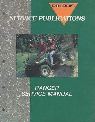 1999 sportsman 500 6x6 service manual