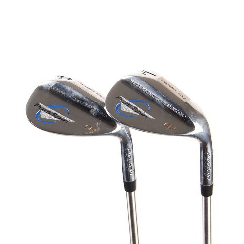Purespin New Diamond Face Wedges 58 & 62 Stiff Steel RH