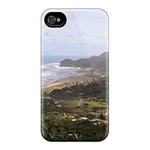 DWfnMQC301BBbxr Snap On Case Cover Skin For Iphone 4/4s(waitakere Bay)