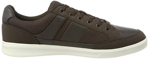 Jack & Jones Jfwrayne Mesh Mix Java, Sneakers Basses Homme, Marron (Java), 45 EU