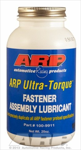 ARP 1009911 Fastener Ultra Torque Assembly Lubricant - 20 Oz.