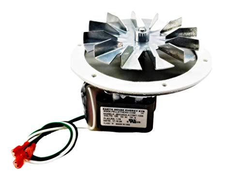 US Stove American Harvest Combustion Exhaust Fan 80495 INCLU
