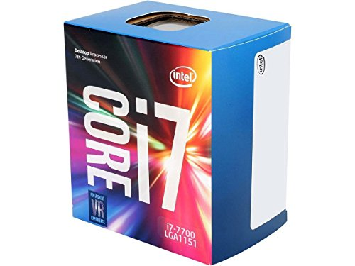 Picture of an Intel Core i77700 Desktop Processor 735858325899