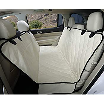 Amazon Com 4knines Dog Seat Cover With Hammock For Cars Small Trucks And Suvs