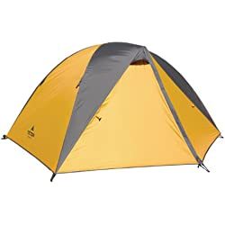 Teton Sports Mountain Ultra 2 Tent; 2 Person Backpacking Dome Tent Includes Footprint and Rainfly; Quick and Easy Setup; Ready in an Instant When You Need to Get Outdoors; Clip-On Rainfly Included