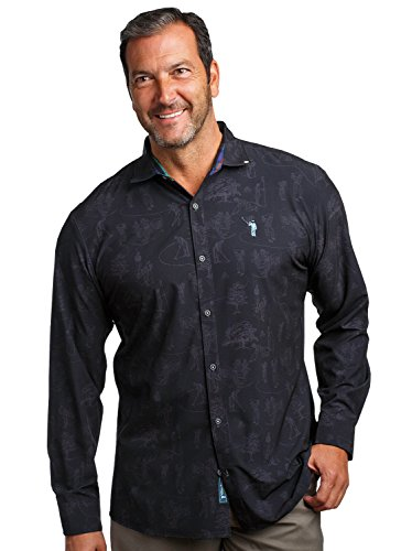 William Murray Golf Pinner Button Down (XX-Large)