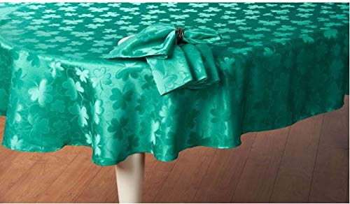 St Patrick's Day Tablecloth