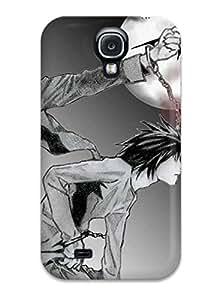 Premium Durable Death Note Fashion Tpu Galaxy S4 Protective Case Cover