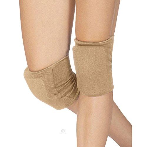 Eurotard Knee Pads, Nude - Small