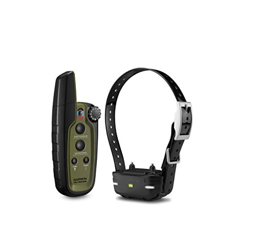 Garmin Sport PRO Bundle, Dog Training Collar and Handheld, 1handed Training of Up to 3 Dogs, Tone and Vibration