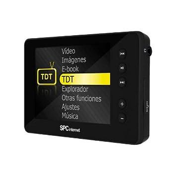 SPC Internet SPC 0728 - Reproductor MP4 8192 MB: Amazon.es ...