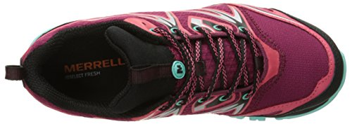 Merrell Bolt Bright Senderismo Capra Zapatillas de Red Mujer g7wfAPgqx