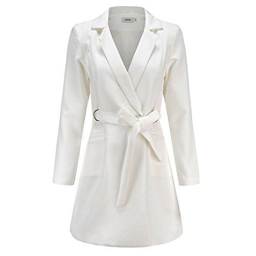 fitted blazer dress - 1