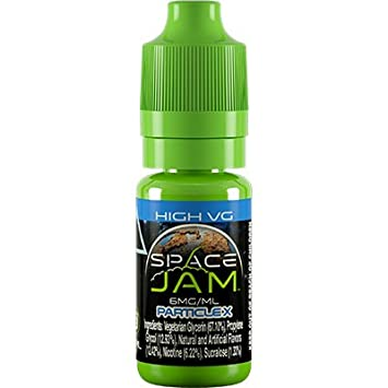 Space Jam - PARTICLE X (HIGH VG) 0mg/0% Nicotine (10ml