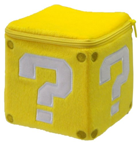 Item blocks originated from the game Super Mario Bros. In that game and many of its sequels, such blocks contain either coins or power-ups, which aid the player's progress.