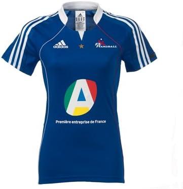 adidas P07286 – Camiseta de Balonmano para Mujer, Color - Azul ...