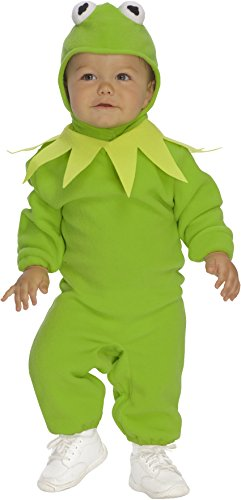 The Muppets Romper Costume, Kermit, Toddler