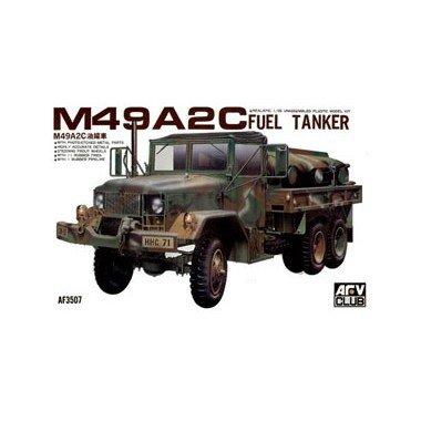 AFV Club Models 1/35 M-49A/2C Fuel Truck
