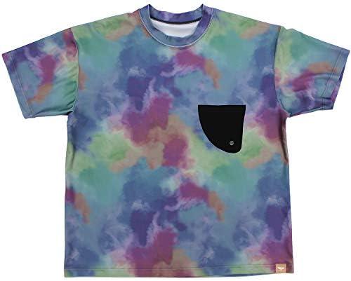 ラッシュガード ヨガウェア メンズ UV ラッシュTシャツ SPOUT 202601